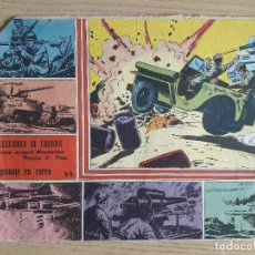 Cómics: TEBEO Nº 55 SELECCIONES DE GUERRA, GRÁFICAS RICART, 1963. Lote 98568883
