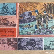 Cómics: TEBEO Nº 64 SELECCIONES DE GUERRA, GRÁFICAS RICART, 1963. Lote 98569043