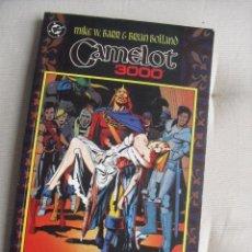 Cómics: CAMELOT 3000 - CONTINUACIÓN DE LEYENDAS HISTORIADA POR SIR THOMAS MALLORY. Lote 98608047