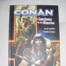 Cómics: CONAN Y LAS CANCIONES DE LOS MUERTOS - PLANETA AGOSTINI - COMIC . Lote 98608167
