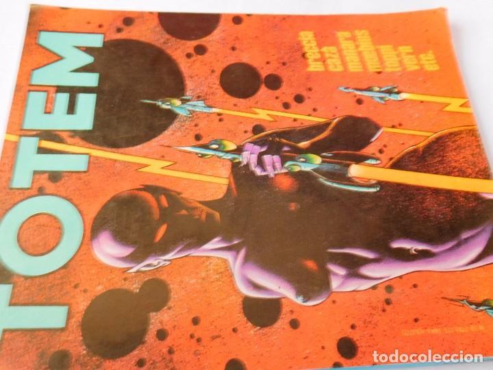NUEVO NÚMERO DE TOTEM CON TEMAS VARIOS (Coleccionismo para Adultos - Comics)