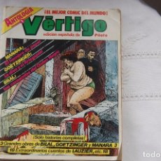 Cómics: VERTIGO. ED. PILOTE. Lote 100296627
