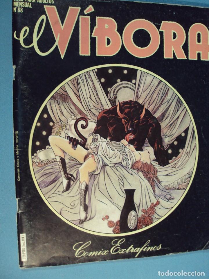 COMICS PORNO SATIRICO, MENSUAL DESDE 1979 , Nº78, 90 PAG (Coleccionismo para Adultos - Comics)