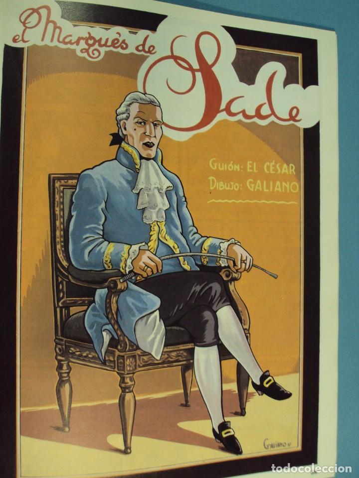 Cómics: COMICS PORNO SATIRICO, mensual desde 1979 , Nº78, 90 pag - Foto 6 - 101717323