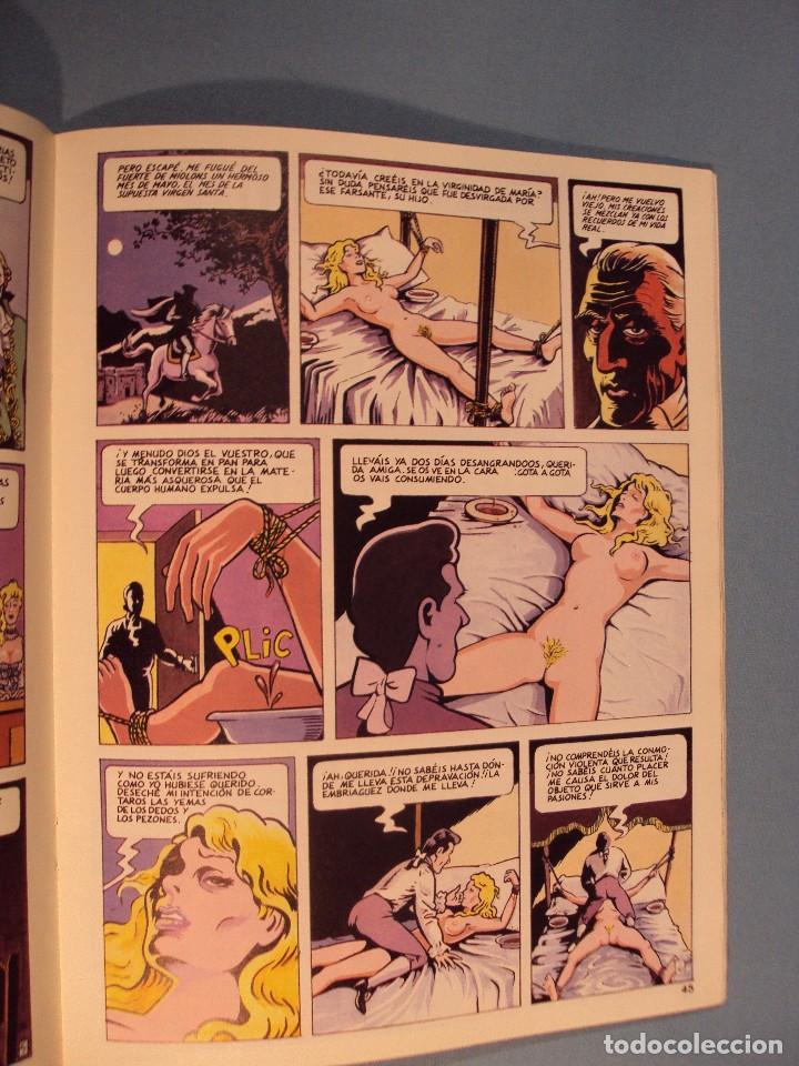 Cómics: COMICS PORNO SATIRICO, mensual desde 1979 , Nº78, 90 pag - Foto 9 - 101717323