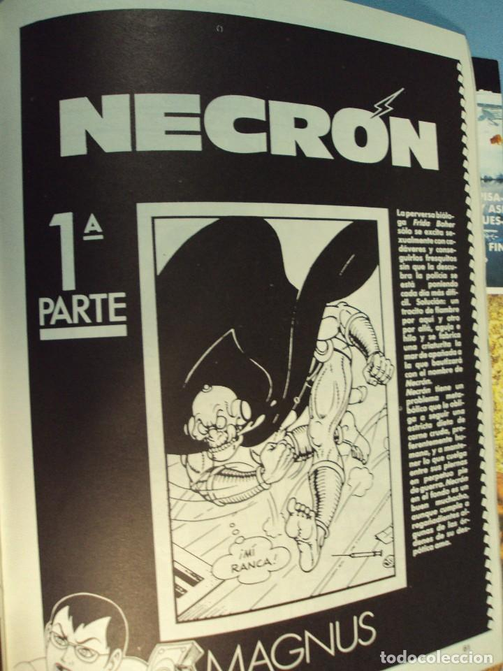 Cómics: COMICS PORNO SATIRICO, mensual desde 1979 , Nº87, 90 pag - Foto 8 - 101717403