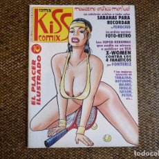 Cómics: KISS COMIX Nº 10. Lote 105801095