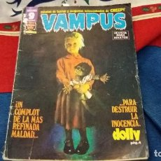 Comics: LOTE 5 COMICS VAMPUS N 63, 65 Y 73; VAMPIRELLA N 25; DOSSIER NEGRO N 113. VER FOTOGRAFÍAS. Lote 107835399