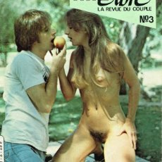 Cómics: VIVIR LIBRE: EROTISMO, NUDISMO, NATURISMO (1981) + DELIRIUM Nº 23: SADISMO (1976) == VER FOTOS. Lote 109104531
