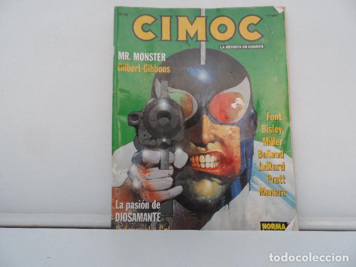 CIMOC LA REVISTA DE COMICS Nº 146 (Coleccionismo para Adultos - Comics)