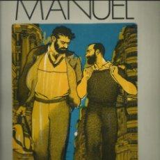 Comics: MANUEL. Lote 110826835