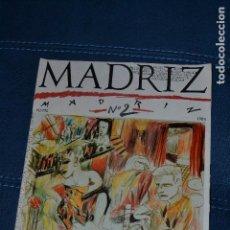 Cómics: MADRIZ Nº2. Lote 103324475