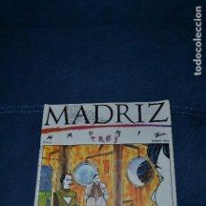 Cómics: MADRIZ Nº3. Lote 103324851