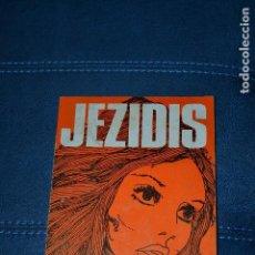Cómics: JEZIDIS. Lote 103344855