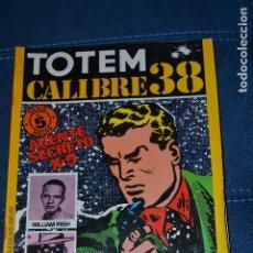 Cómics: TOTEM CALIBRE 38 Nº5. Lote 103345339