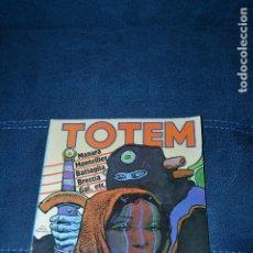 Cómics: TOTEM 4 NUMEROS. Lote 103345691