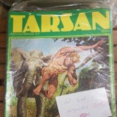Cómics: TARSAN,LOS PRIMEROS 9 NÚMEROS. Lote 115881643