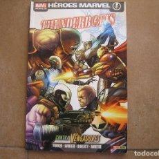 Cómics: HEROES MARVEL - THUNDERB LTS - PANINI COMICS - P. Lote 127959203