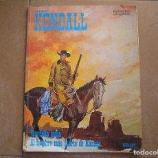 Cómics: SHERIFF KENDAL Nº 3 - REVUELTA INDIA - EL HOMBRE MAS FUERTE DE KANSAS - P. Lote 127960371