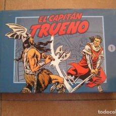 Cómics: EL CAPITAN TRUENO - APAISADO - AÑO 1994- COLECCIÓN DAN - FORMATO CARTONE-TOMO Nº 1 . Lote 128013779