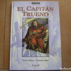 Cómics: EL CAPITAN TRUENO Nº 4 - VICTOR MORA - FUENTES MAN - EDICIONES B - P. Lote 128015583