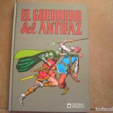 Cómics: EL GUERRERO DEL ANTIFAZ Nº 6 - EDITORIAL ANDALUCIA - TAPA DURA - EDICION LUJO - P. Lote 128017383