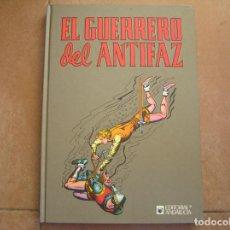 Cómics: EL GUERRERO DEL ANTIFAZ Nº 4 - EDOTORIAL ANDALUCIA - TAPA DURA - EDICION DE LUJO - P. Lote 128017699