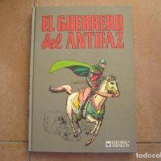 Cómics: EL GUERRERO DEL ANTIFAZ Nº 2 - EDITORIAL ANDALUCIA - TAPA DURA EDICION DE LUJO - P. Lote 128018075