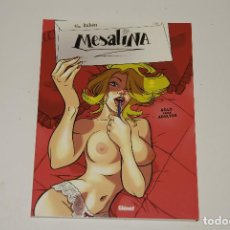 Cómics: MESALINA RUBEN DEL RINCON. Lote 128150311