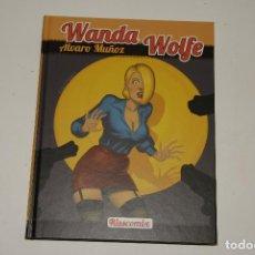 Cómics: WANDA WOLFE. Lote 128150539