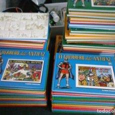 Cómics: EL GUERRERO DEL ANTIFAZ COLECCION COMPLETA 69 VOLUMENES. Lote 128338599