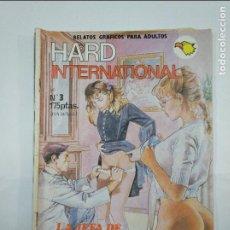 Cómics: HARD INTERNATIONAL Nº 3. LA JEFA DE LAS ENFERMERAS. RELATOS GRAFICOS PARA ADULTOS. ASTRI. TDKC18. Lote 132105362