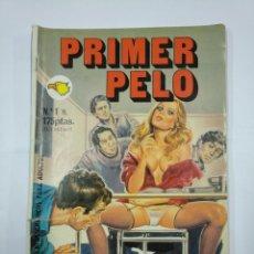 Cómics: PRIMER PELO. ¿VIRGEN? PERO POCO. RELATOS GRAFICOS PARA ADULTOS Nº 1. EDITORIAL ASTRI. TDKC18. Lote 132105698