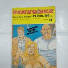 Cómics: FAUNO SEX Nº 23. - COMIC EROTICO PARA ADULTOS. CONCORDE. TDKC26. Lote 132726366