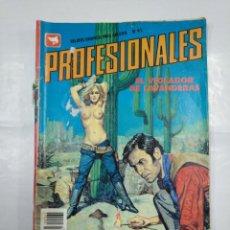Cómics: PROFESIONALES Nº 65. RELATOS GRAFICOS PARA ADULTOS. EL VIOLADOR DE LAVANDERAS. TDKC26. Lote 132864298