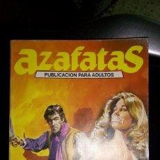 Cómics: AZAFATAS N2. CONTIENE LOS NÚMEROS 10 AL 13. Lote 133548146
