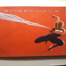 Cómics: SPIDER MAN 2 CARPETA DE ILUSTRACIONES EXCLUSIVAS AUTORES DIVERSOS . Lote 144004674