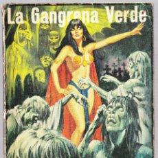 Cómics: LA GANGRENA VERDE - ELVIBERIA 1976. Lote 154135546