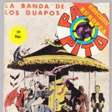 Cómics: PACO PITO Nº 30 - LA BANDA DE LOS GUAPOS - ELVIBERIA 1978. Lote 258507405