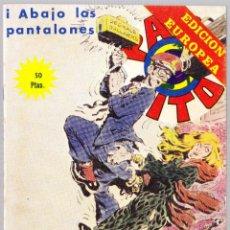Cómics: PACO PITO Nº 28 - ABAJO LOS PANTALONES - ELVIBERIA 1978. Lote 154138450