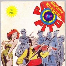 Cómics: PACO PITO Nº 32 - UNA SERPIENTE PITON - ELVIBERIA 1978. Lote 234671445