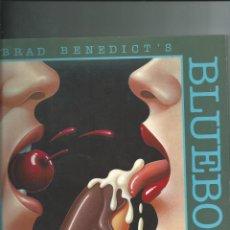 Cómics: LOTE 3 OBRAS EROTISMO - BLUE BOOK BRAD BENEDICT 1983 + SEXY DREAMS 1988 (2 EJEMPLARES). Lote 155816990