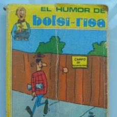 Cómics: LIBRITO DE CHISTES VERDES , AÑOS 70... Lote 156752614