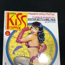 Comics: KISS COMIX N.º 6. Lote 160005186