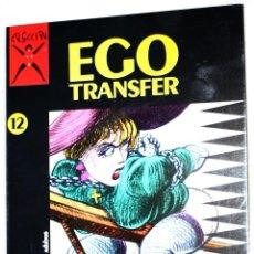 Cómics: COMIC PARA ADULTOS: COLECCIÓN X, Nº12 : EGO TRANSFER.( LECLAIRE ). Lote 160209246
