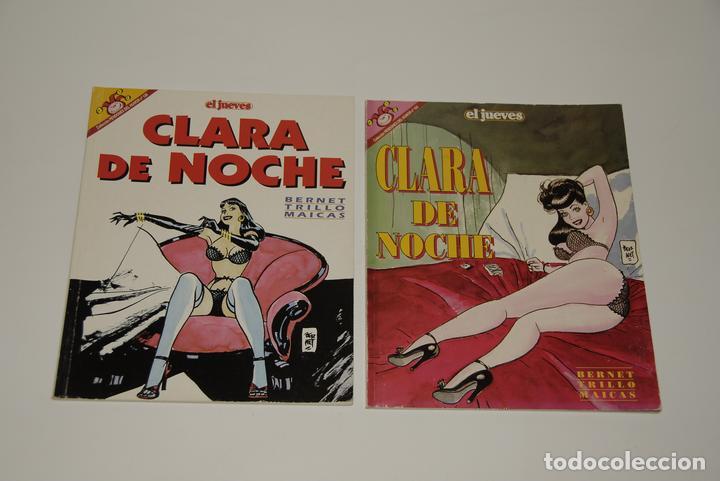 CLARA DE NOCHE (Coleccionismo para Adultos - Comics)
