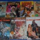 Cómics: SELECCIONES DEL COMIC ERÓTICO - TIBURON - BUFFALO BILL - KING KONG - EL EXORCISTA - ETC.. Lote 169280060