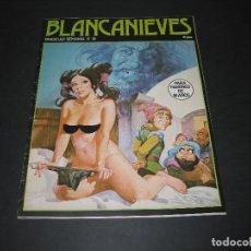 Cómics: REVISTA BLANCANIEVES (Y LOS SIETE ENANOS VICIOSOS) - 1977 - NÚM. 26. Lote 169790696