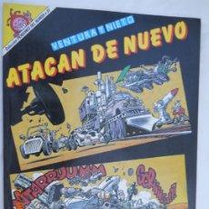 Cómics: VENTURA Y NIETO ATACAN DE NUEVO - EL JUEVE COLECCION PENDONES DEL HUMOR Nº 31. Lote 236247385