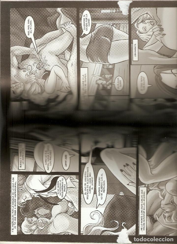 Cómics: KISS COMIX - Nº 200 - MAGAZINE ERÓTICO MENSUAL - EDICIONES LA CÚPULA - Foto 3 - 228712115